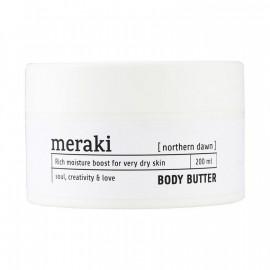 Crema de mantequilla corporal Meraki 200 ml