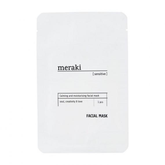Mascarilla pieles sensibles Meraki