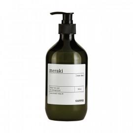 Champú reparador Meraki linen dew 500 ml