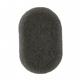 Esponja konjac Meraki carbón de bambú piel grasa-mixta