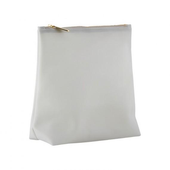 Bolsa de aseo Meraki 21x23 cm