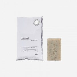 Jabón de manos Meraki Sesame Scrub 100 g