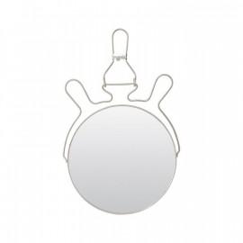 Espejo de baño Meraki 15 cm