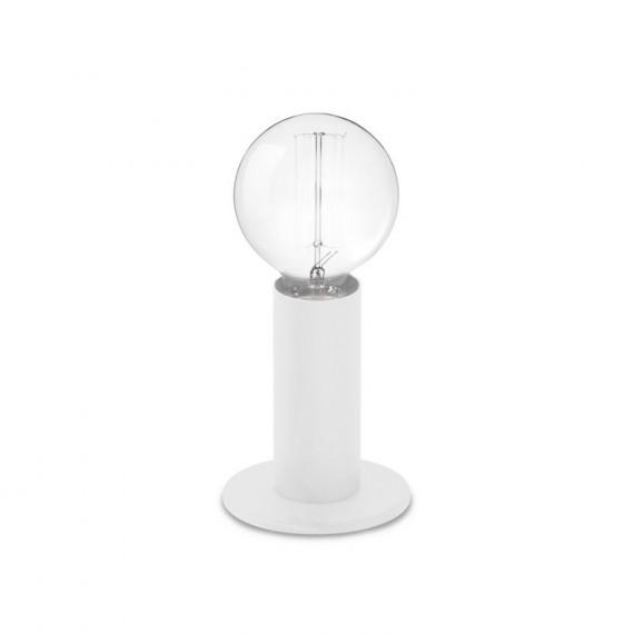 Lámpara de sobremesa blanca de Edgar Home