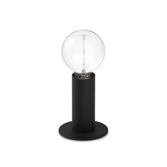 Lámpara de sobremesa negra de Edgar Home