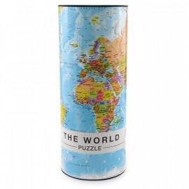 Puzzle del mundo de 1000 piezas