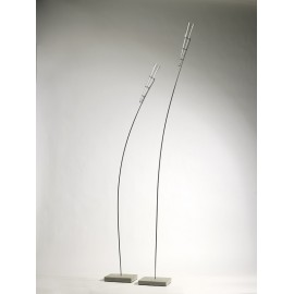 Florero con soporte pie de Serax 180 cm