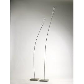 Florero con soporte pie de Serax 160 cm