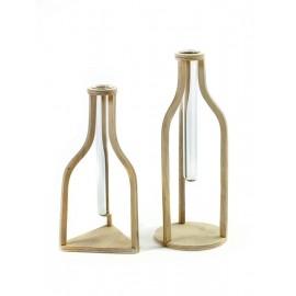 Florero botella de Serax 11x29 cm