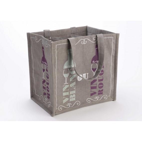 Bolsa para botellas Vigneron