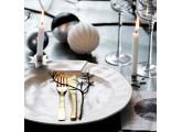 Tenedor Elegant oro House Doctor