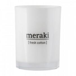 Vela aromática Meraki algodón fresco