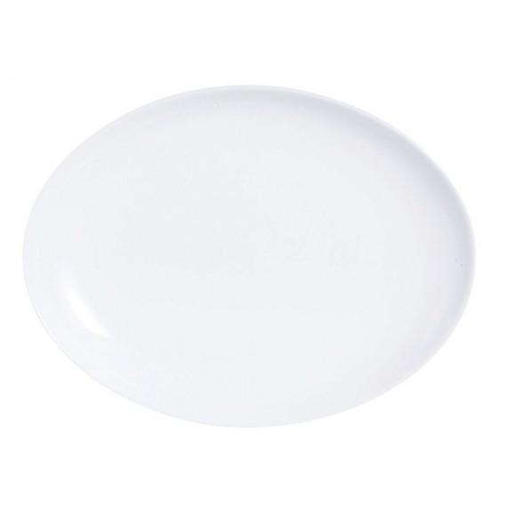 Fuente oval -diwalilum- 33cm