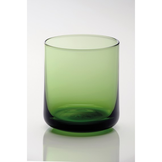 Vaso verde de bitossi