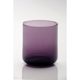 Vaso violeta de bitossi