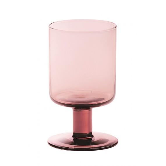 Copa de vino rosa de bitossi