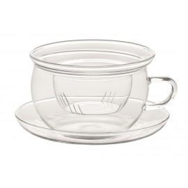 Taza de té con filtro de bitossi