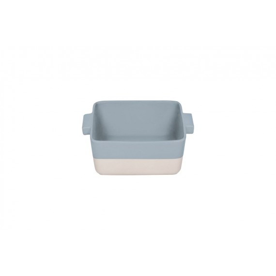 Fuente de horno gris-crema Bitossi 31.5 x 21.5 cm