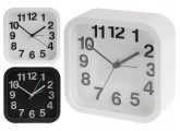 Reloj despertador color blanco 13*5*5cm