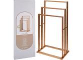 Toallero de baño en bambú 80x40cm