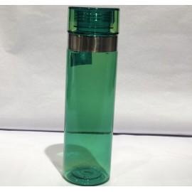 Botella verde de deporte