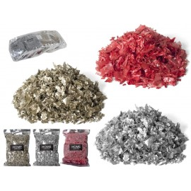 BOLSA VIRUTA 120 GR. COLOR PLATA