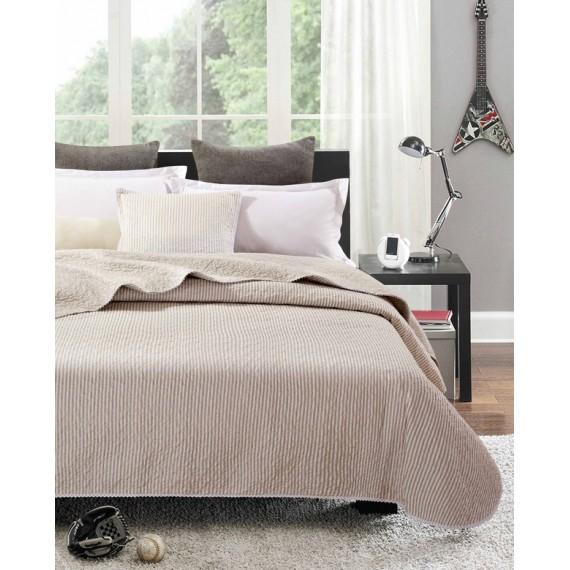 Boutí beige Simone cama de 90 cm