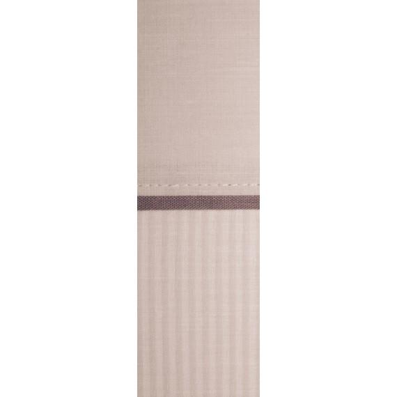 Juego de sábanas Cambridge beige cama 150 cm