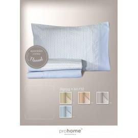 Juego de cama franela premium 1732 de prohome