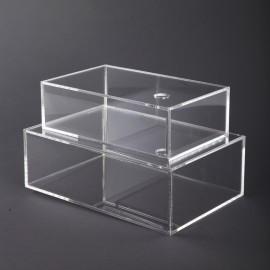 Caja con tapa House Doctor 26x16x8 cm