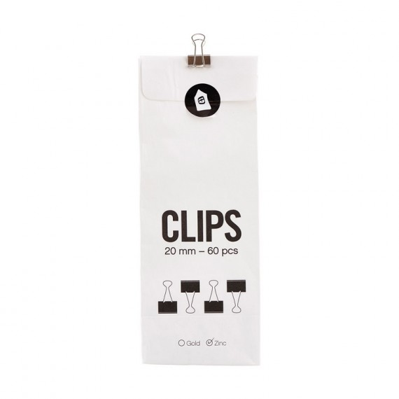 Clips zinc House Doctor 20 mm