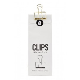 Clips oro House Doctor 50 mm