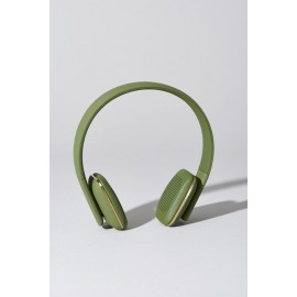 Auriculares Kreafunk aHead inalambricos verdes
