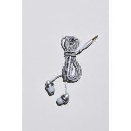 Auriculares Kreafunk aGem con cable grises