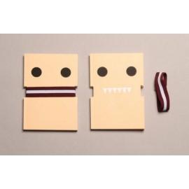 Libreta Happily Ever Paper Incognito salmón 13x19 cm