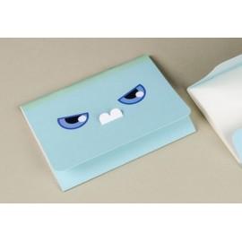 Cuaderno Happily Ever Paper Mímica verde 12x16cm
