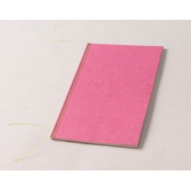Cuaderno Happily Ever Paper Mrs.Stitches rosa 14x21,5cm