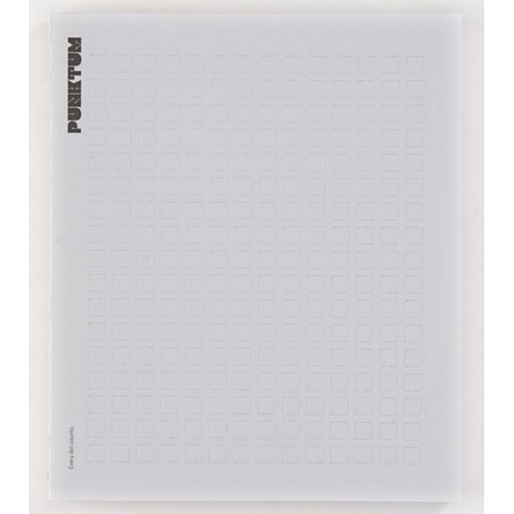 Cuaderno Happily Ever Paper Punktum Blanco 17x20 cm