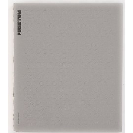 Cuaderno Happily Ever Paper Punktum gris 17x20 cm
