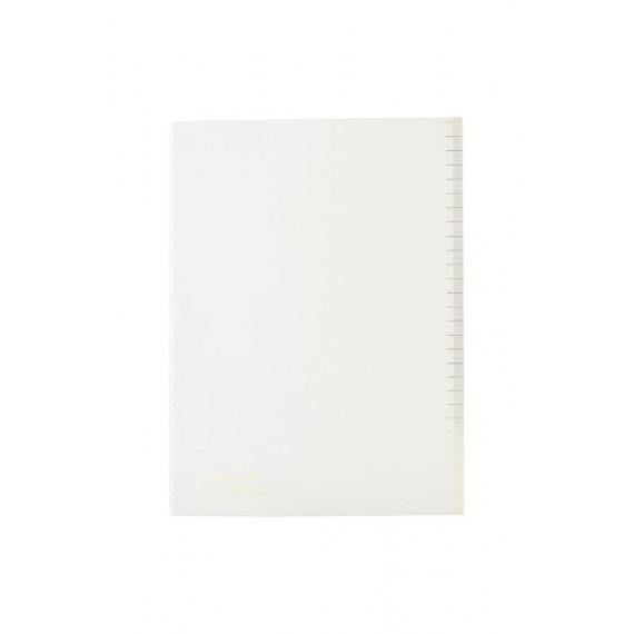 Cuaderno A4 Monograph tapa fina gris
